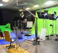 Chromakey-Production
