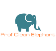 Prof Clean Elefant