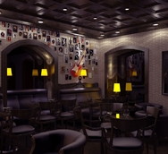 Hendrick`s Bar