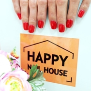 Happy nail house