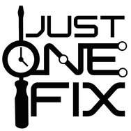 Just one fix