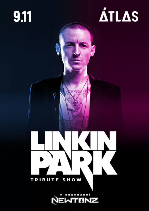 LINKIN PARK tribute show - 09.11.2019 20:00